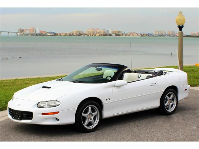 1998 Chevrolet Camaro (CC-1317057) for sale in Clearwater, Florida