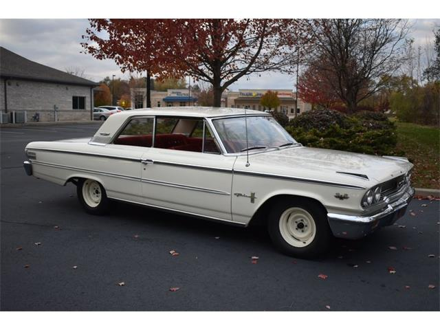 1963 Ford Galaxie 500 (CC-1317060) for sale in Elkhart, Indiana
