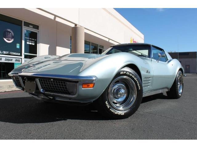 1971 Chevrolet Corvette (CC-1317064) for sale in Scottsdale, Arizona