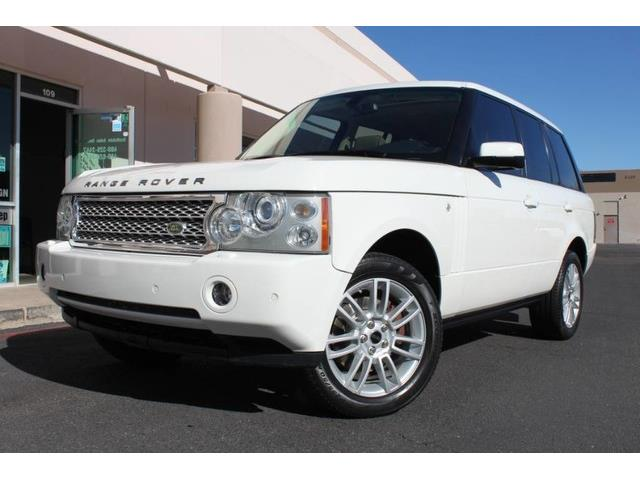 2007 Land Rover Range Rover (CC-1317065) for sale in Scottsdale, Arizona