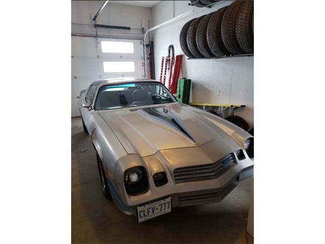 1981 Chevrolet Camaro Z28 (CC-1317087) for sale in Forest, Ontario