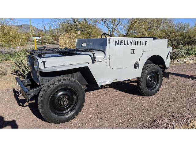 1946 Willys CJ2A (CC-1317090) for sale in North Scottsdale, Arizona