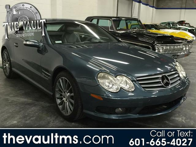 2004 Mercedes-Benz SL-Class (CC-1317095) for sale in Jackson, Mississippi
