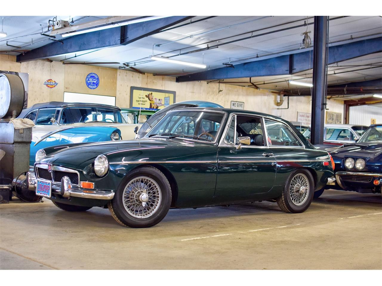 1974 MG MGB GT (CC-1317096) for sale in Watertown, Minnesota