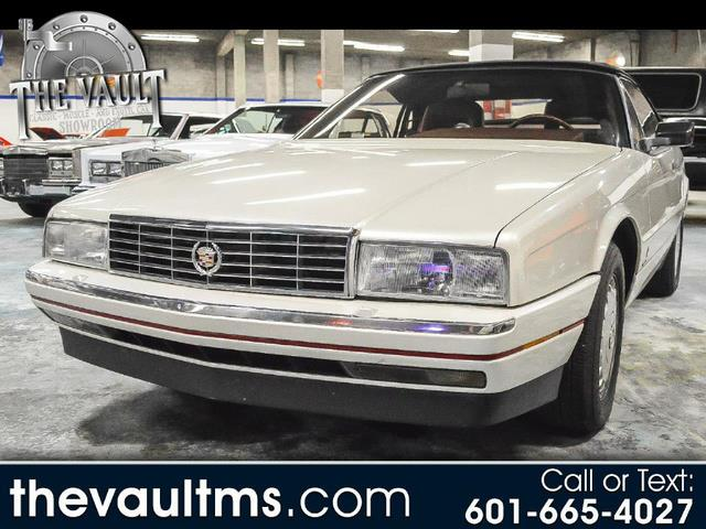 1987 Cadillac Allante (CC-1317129) for sale in Jackson, Mississippi