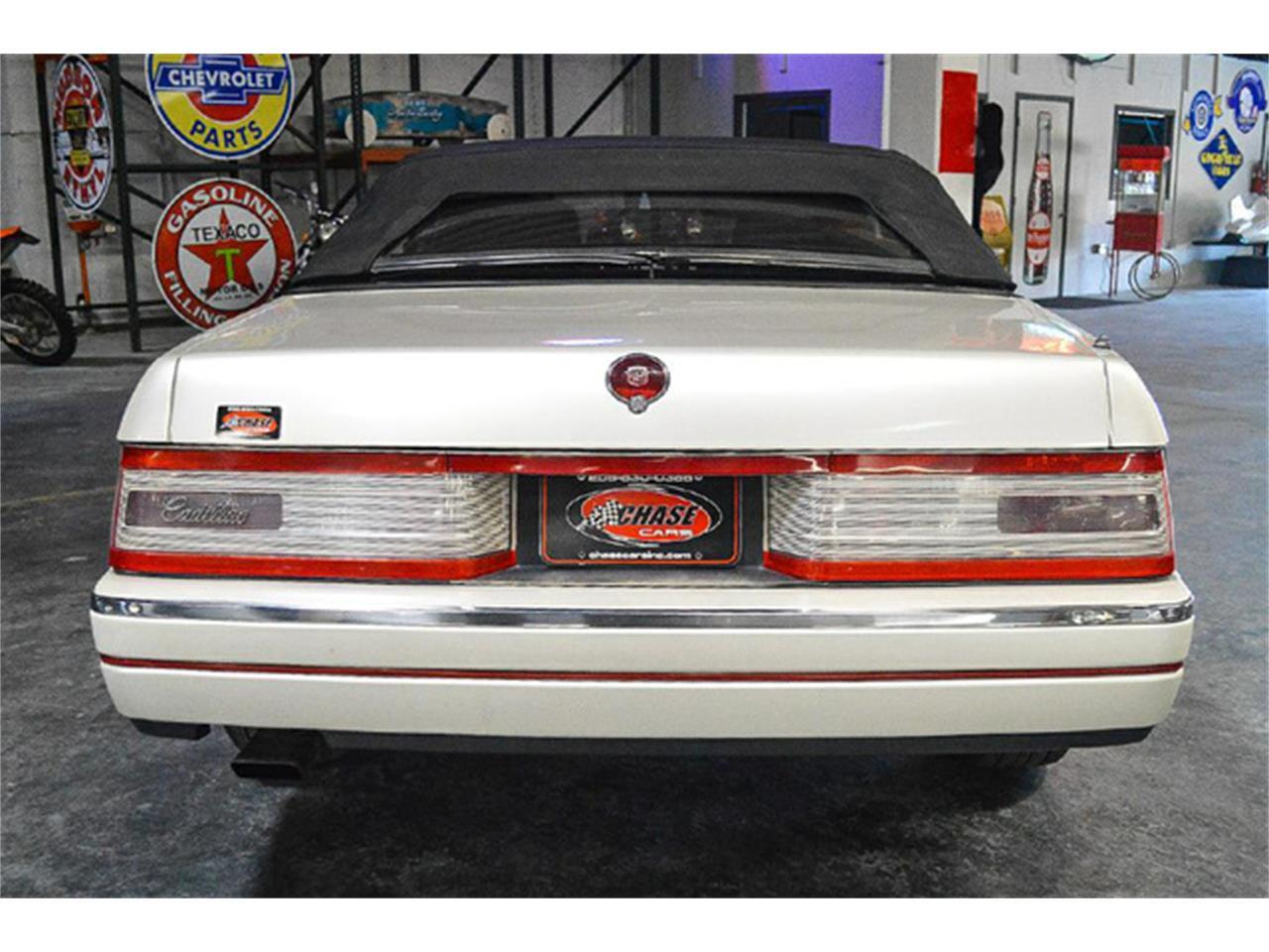 1987 Cadillac Allante (CC-1317129) for sale in Jackson, Mississippi