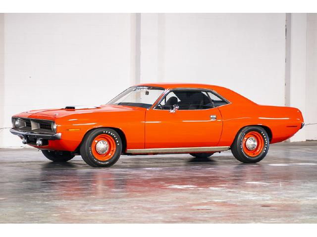 1970 Plymouth Hemi Cuda (CC-1317136) for sale in Jackson, Mississippi