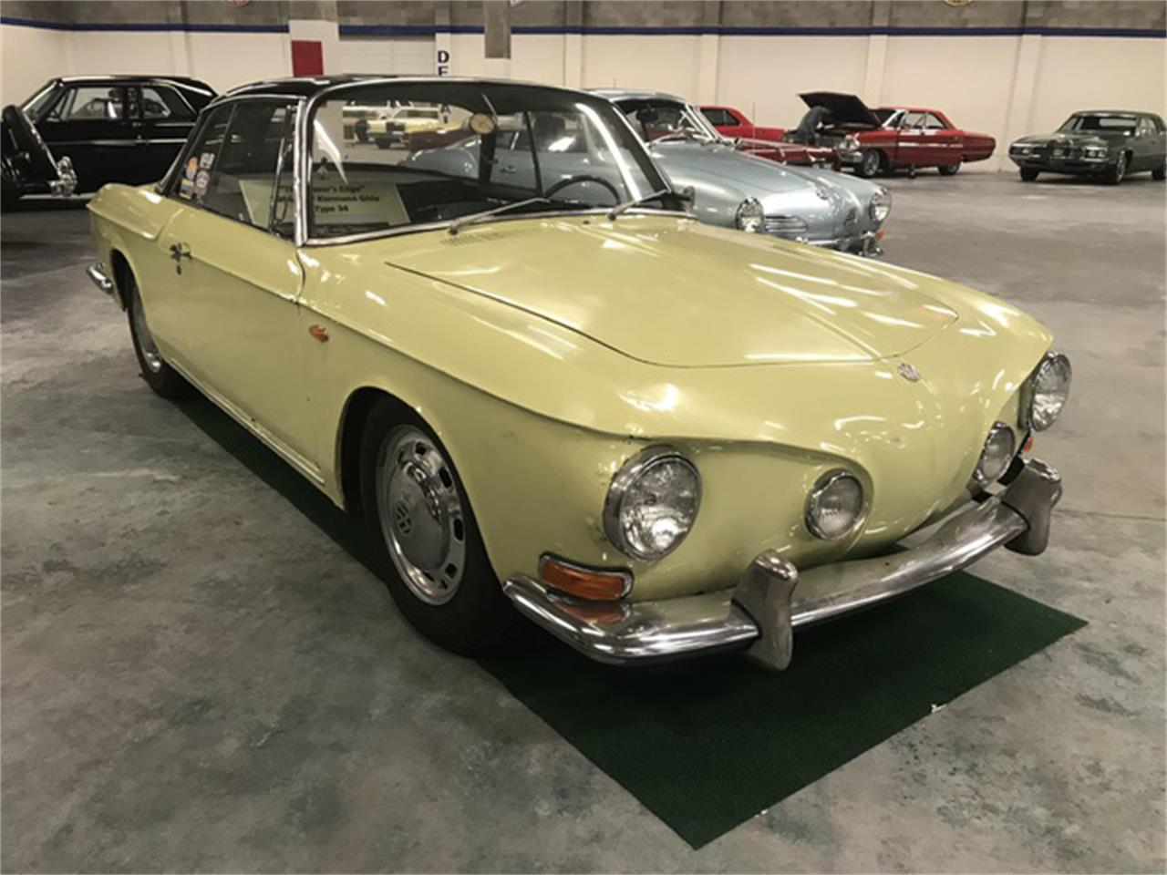 1966 Volkswagen Karmann Ghia (CC-1317139) for sale in Jackson, Mississippi