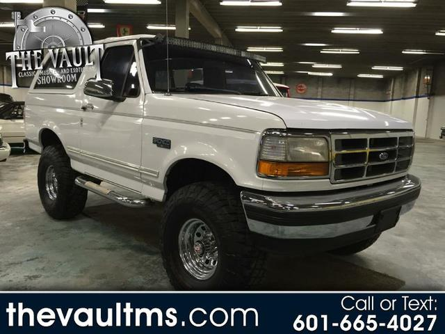 1994 Ford Bronco (CC-1317147) for sale in Jackson, Mississippi