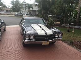 1970 Chevrolet Chevelle SS (CC-1317158) for sale in Dania Beach, Florida