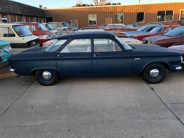 1961 Chevrolet Corvair (CC-1317163) for sale in Hastings, Nebraska