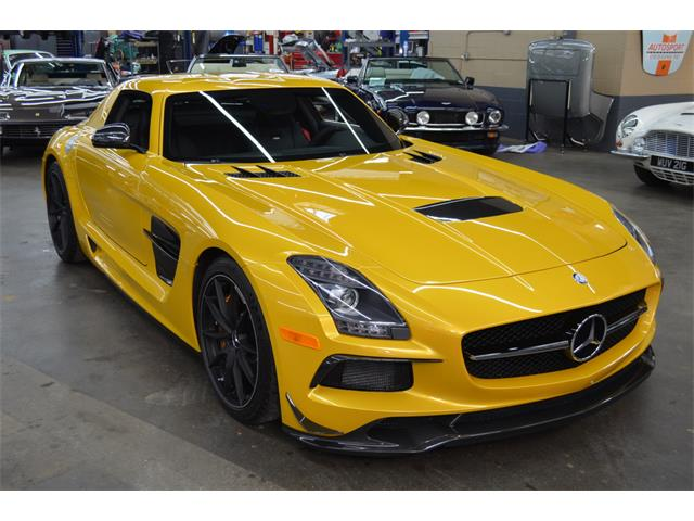 2014 Mercedes-Benz SLS AMG (CC-1317167) for sale in Huntington Station, New York