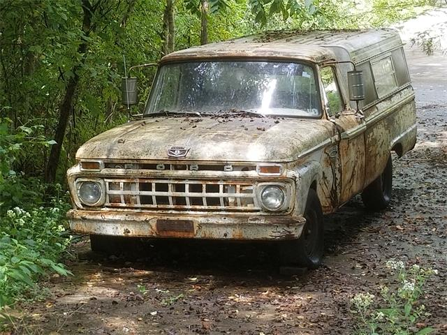 1965 Ford F100 (CC-1317169) for sale in Sewanee, Tennessee