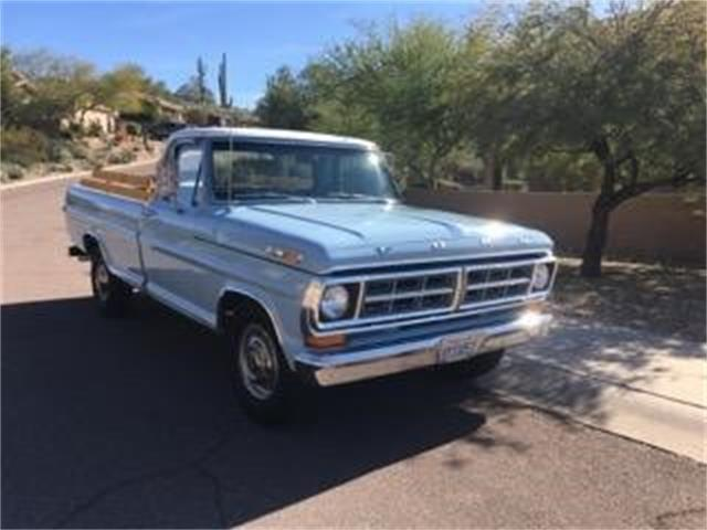 1971 Ford F250 (CC-1317171) for sale in Fountain Hills, Arizona