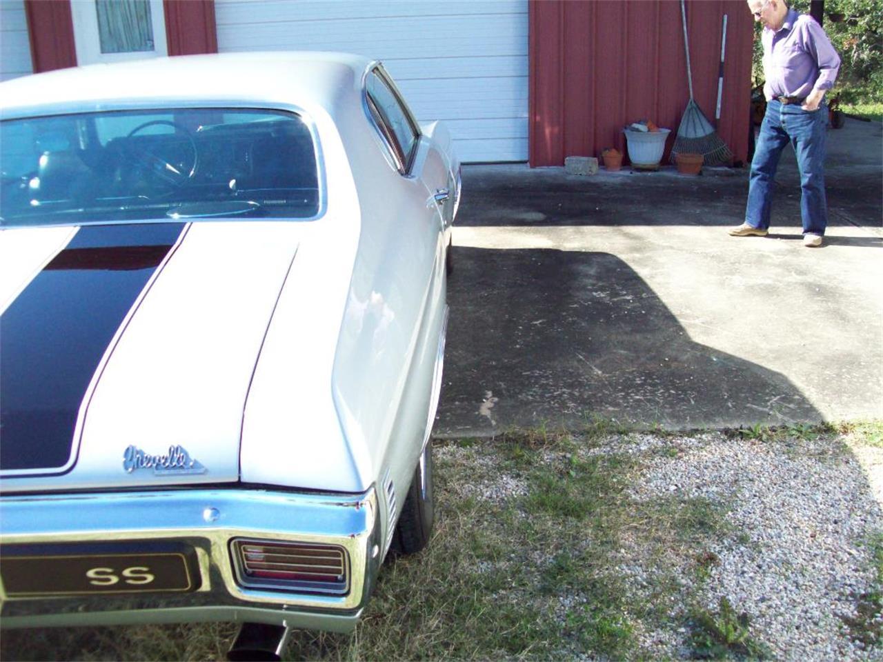 1970 Chevrolet Chevelle SS (CC-1317172) for sale in Edna, Texas