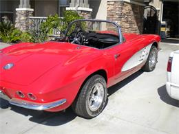 1961 Chevrolet Corvette (CC-1317181) for sale in Riverside, California
