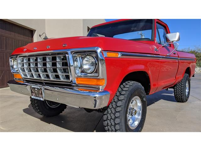1977 Ford F150 (CC-1317182) for sale in North Scottsdale, Arizona