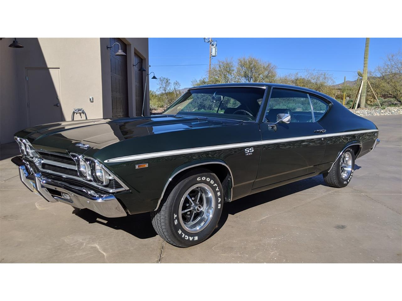 1969 Chevrolet Chevelle SS (CC-1317184) for sale in North Scottsdale, Arizona