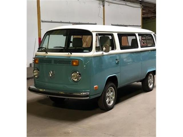 1977 Volkswagen Bus (CC-1317186) for sale in Memphis, Tennessee