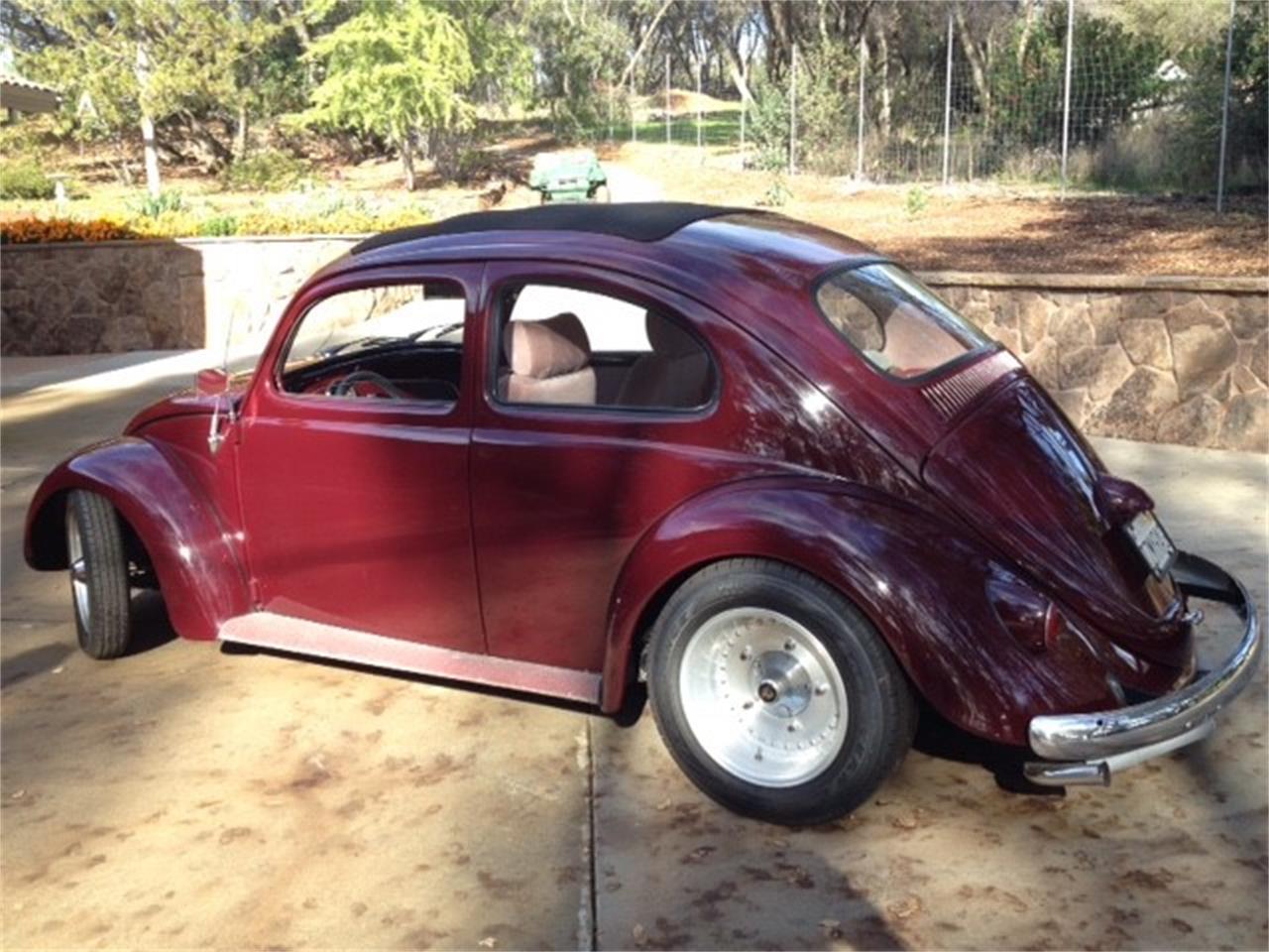 1961 Volkswagen Beetle (CC-1317188) for sale in CAMERON PARK, California