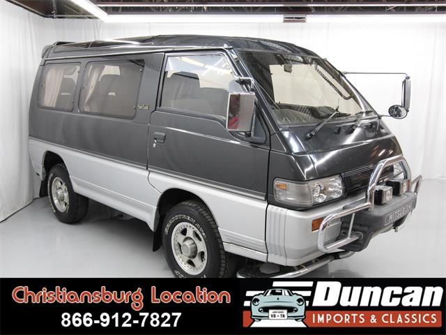 1992 Mitsubishi Delica (CC-1317193) for sale in Christiansburg, Virginia