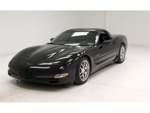2001 Chevrolet Corvette (CC-1317196) for sale in Morgantown, Pennsylvania