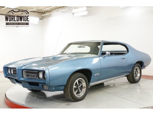 1969 Pontiac GTO (CC-1317210) for sale in Denver , Colorado