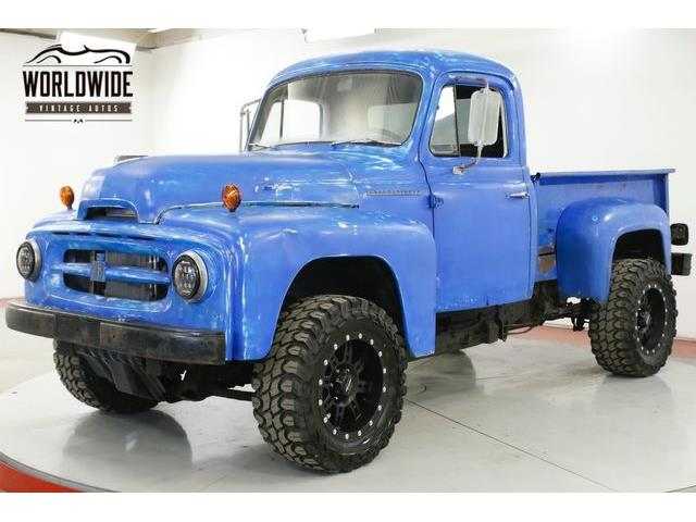 1956 International Pickup (CC-1317211) for sale in Denver , Colorado