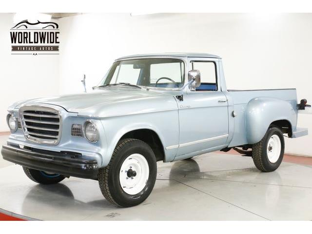 1960 Studebaker Champ (CC-1317213) for sale in Denver , Colorado