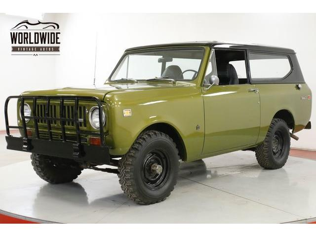 1973 International Scout (CC-1317214) for sale in Denver , Colorado
