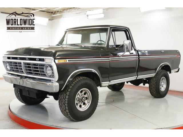 1976 Ford F250 (CC-1317215) for sale in Denver , Colorado