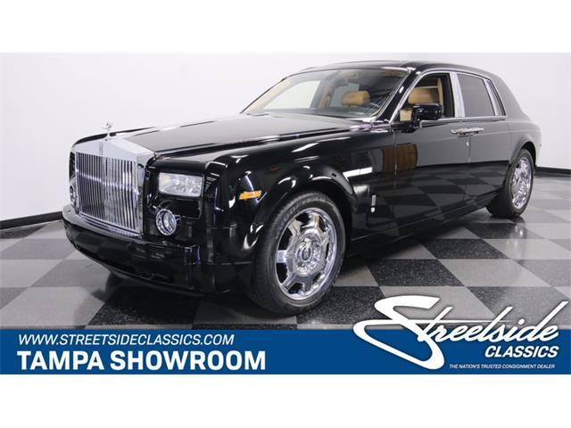 2005 Rolls-Royce Phantom (CC-1317217) for sale in Lutz, Florida