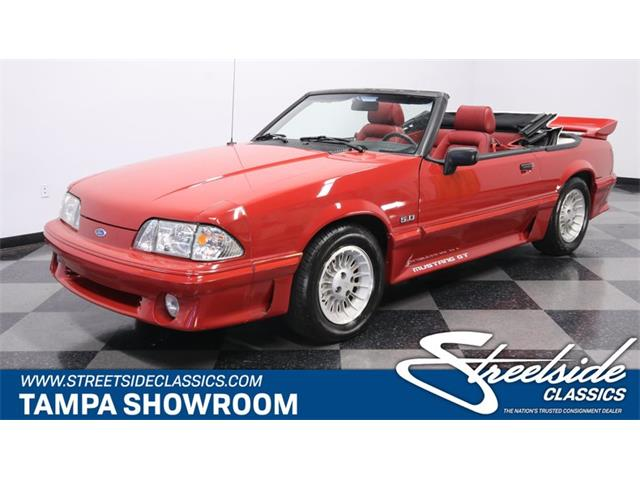 1988 Ford Mustang (CC-1317219) for sale in Lutz, Florida
