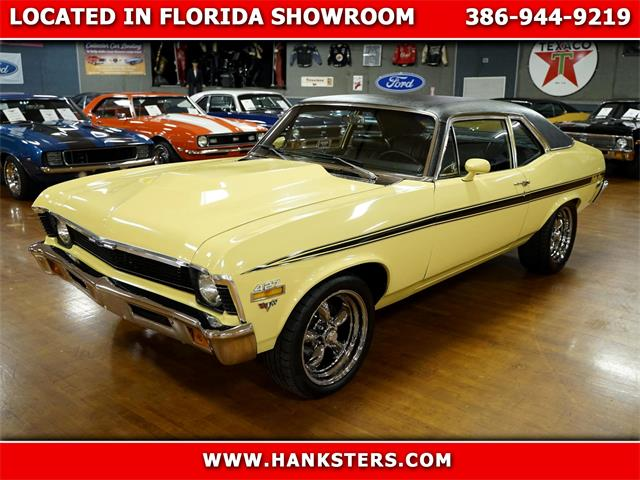 1972 Chevrolet Nova (CC-1317227) for sale in Homer City, Pennsylvania