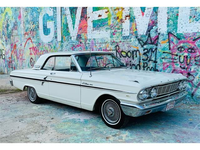 1964 Ford Fairlane 500 (CC-1317230) for sale in West Pittston, Pennsylvania