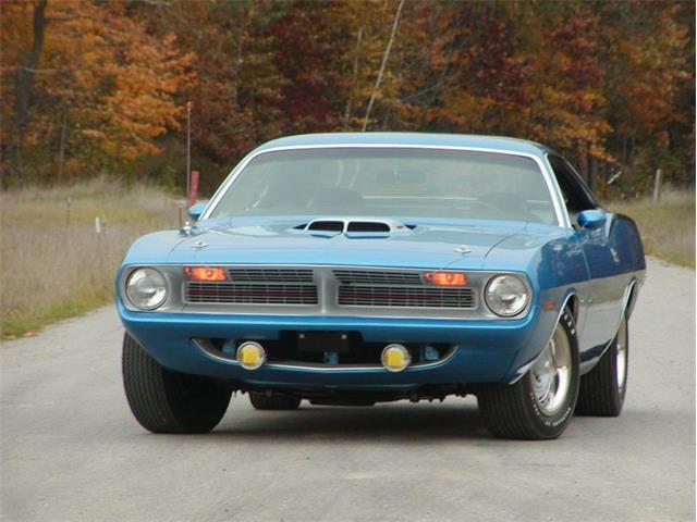 1970 Plymouth Cuda (CC-1317235) for sale in Greensboro, North Carolina