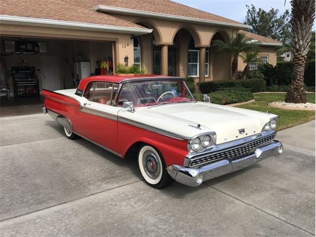 1959 Ford Fairlane (CC-1317238) for sale in Greensboro, North Carolina