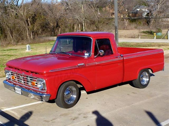 1964 Ford F100 (CC-1317244) for sale in Arlington, Texas