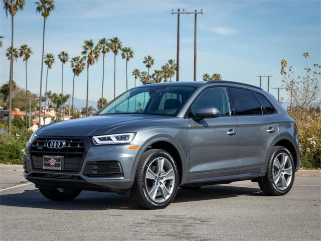 2020 Audi Q5 (CC-1317254) for sale in Marina Del Rey, California