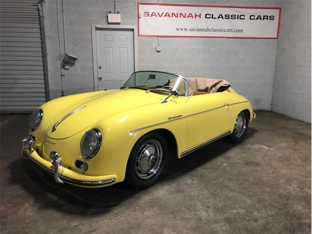 1956 Porsche 356 (CC-1317269) for sale in Savannah, Georgia