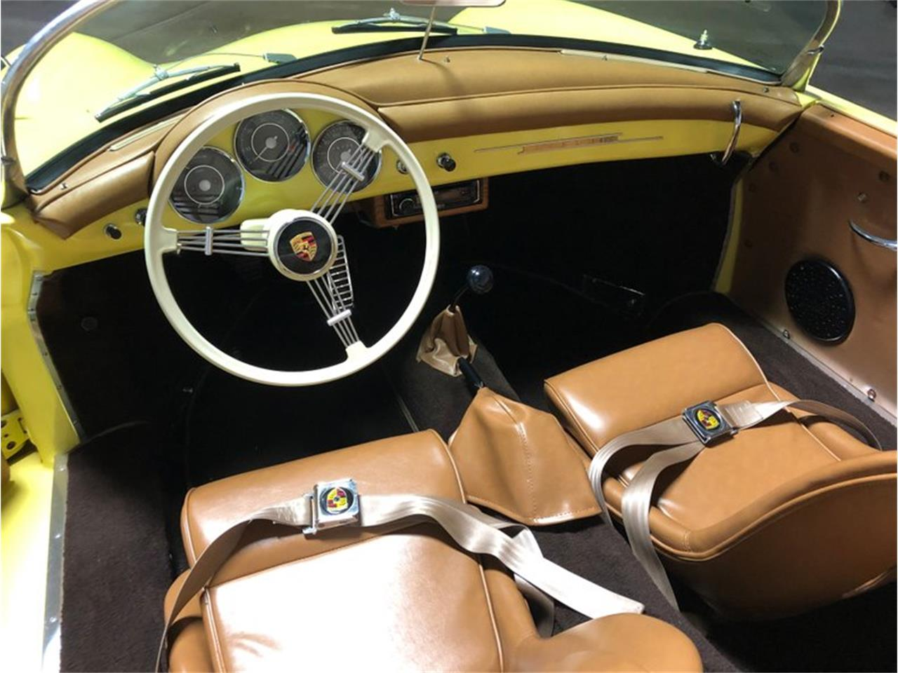 1956 Porsche 356 (CC-1317269) for sale in Savannah, Georgia