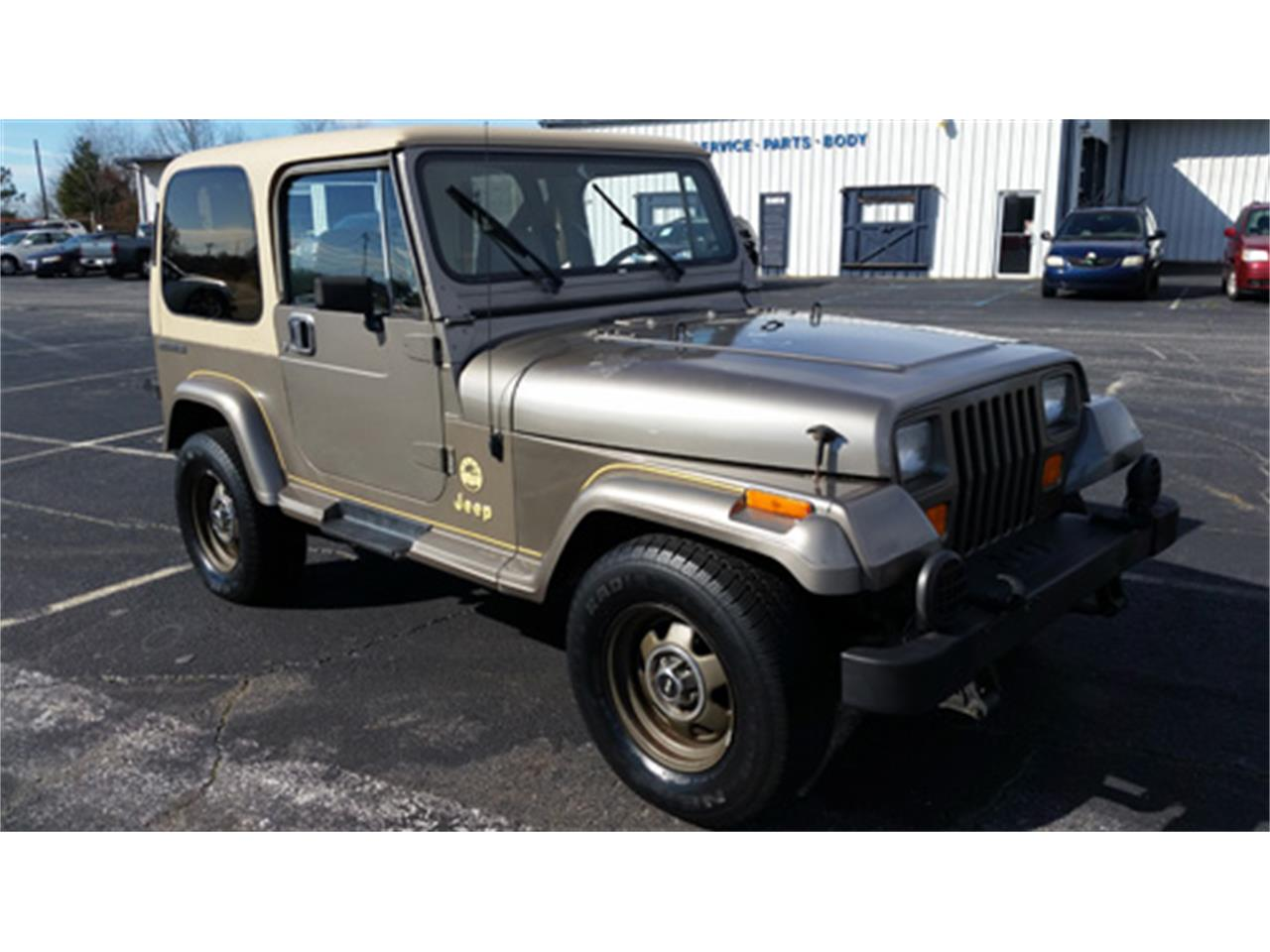 1988 Jeep Wrangler (CC-1317276) for sale in Simpsonville, South Carolina