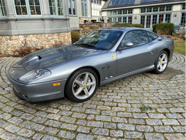 2003 Ferrari 575 (CC-1317280) for sale in Holliston, Massachusetts