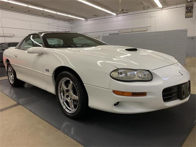 2002 Chevrolet Camaro (CC-1317283) for sale in Manheim, Pennsylvania