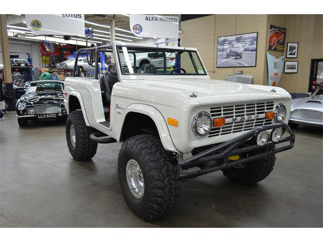 1974 Ford Bronco (CC-1317299) for sale in Huntington Station, New York