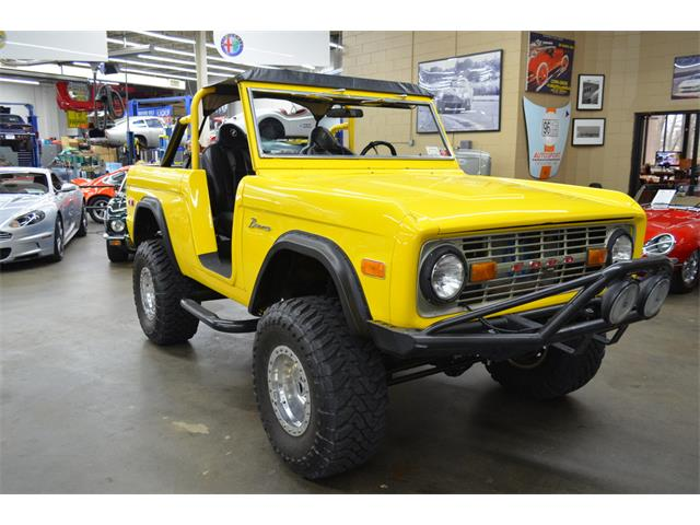 1974 Ford Bronco (CC-1317303) for sale in Huntington Station, New York