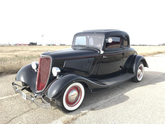 1934 Ford Coupe (CC-1317307) for sale in Palmer, Texas