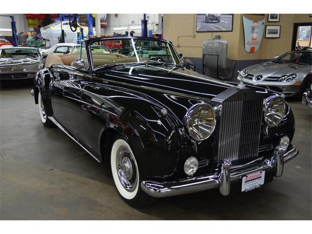 1962 Rolls-Royce Silver Cloud II (CC-1317308) for sale in Huntington Station, New York