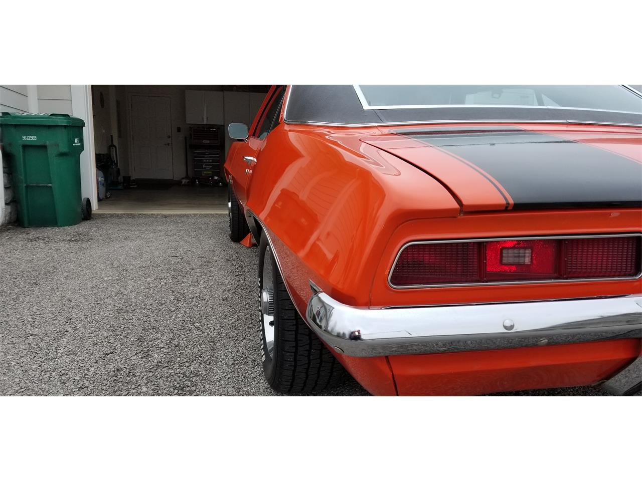 1969 Chevrolet Camaro Z28 (CC-1317312) for sale in Louisville, Kentucky