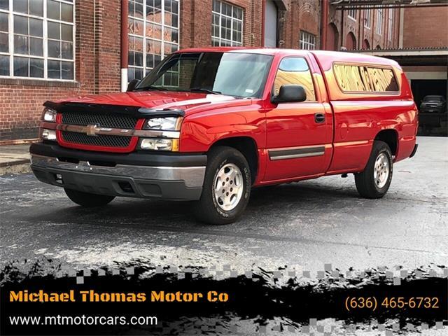 2003 Chevrolet Silverado (CC-1317336) for sale in Saint Charles, Missouri